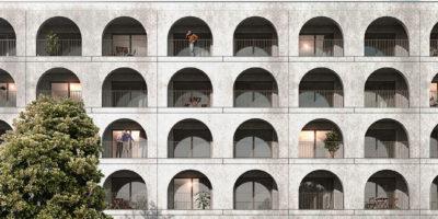 Arcus Immobilie Außenansicht